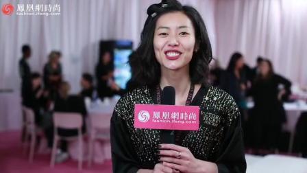 凤凰网时尚独家专访刘雯