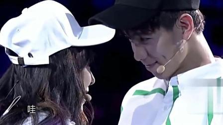 《非常完美》昭告天下陈泓辰是她男人, 情侣帽正确打开方式太浪漫~