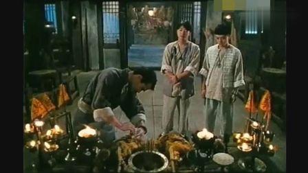 林正英是害怕自己的大师兄吗? 居然连秋生和文才都不敢救了!