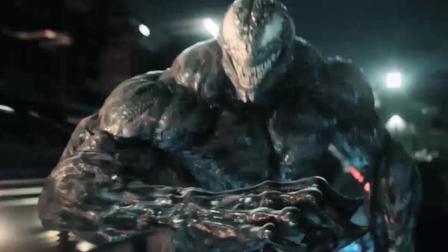 《毒液: 致命守护者》漫威反派英雄, 却被毁成了治愈系萌宠