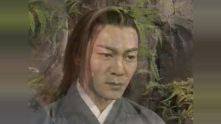 《碧血剑》, 江华饰演的金蛇郎君, 最自信