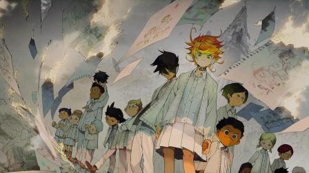 约定的梦幻岛, 1月新番台柱。