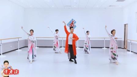 陈舞承老师原创古典舞《梅花泪》, 这个男舞蹈老师不简单, 太美了