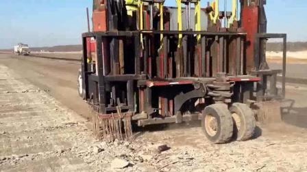 破坏粉碎道路机械, 还有这样设备, 长见识!