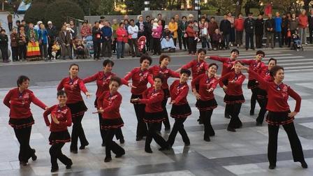 广场舞《天路》局老年大学