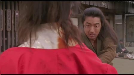 一部保证没多少人看过的日本动作大片 此人耍剑耍得太溜了