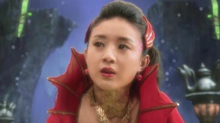 追鱼传奇:红绫自己拔龙鳞,痛的满地打滚,龙太子恨不得替她拔