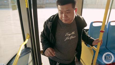 小伙坐公交车, 这样读卡, 看完真的太逗了