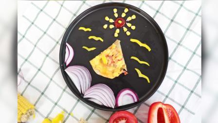 大象食光记: 饺子皮披萨