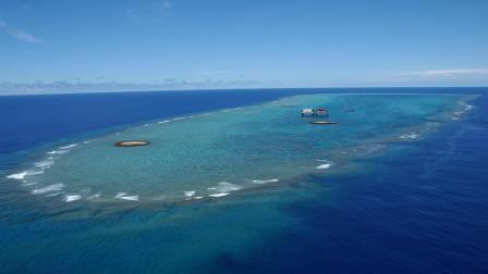 日本真的要沉了? 一座岛屿突然消失, 令日本出动军舰寻找?