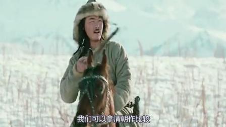 蒙古人的风俗习惯就是不一样, 豪放不失礼节。