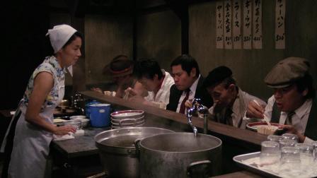 日本经典美食电影, 导演为了拍好特意开了家面馆, 还赚钱了