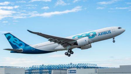 空客A330-800首飞回顾