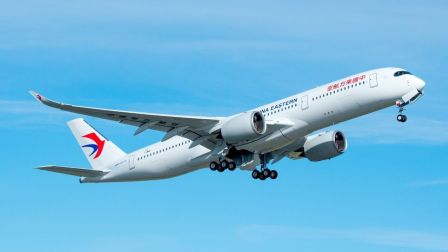 东方航空A350-900总装纪录片