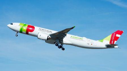 TAP葡萄牙航空A330neo制造记录