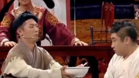 乔杉修睿小品: 大腕演戏吃面条, 一碗一碗吃到走