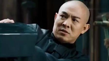 李连杰: 我这拳20年功力, 你接得住吗?