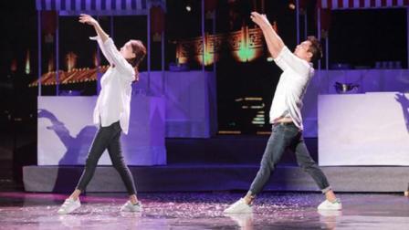 被演戏耽误的舞蹈家, 杜淳练舞六年, 和张小斐的这段舞蹈见功底