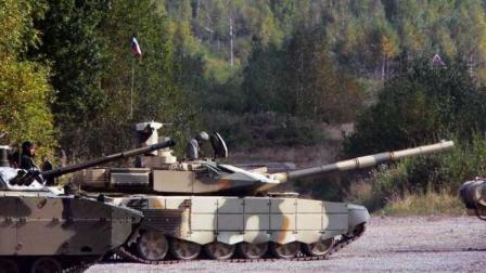 美国铁杆盟友从俄罗斯购买大批坦克