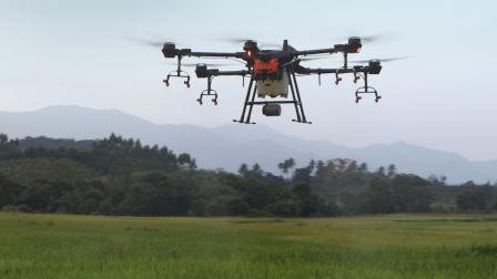 DJI - 大疆 T16 植保无人飞机介绍视频