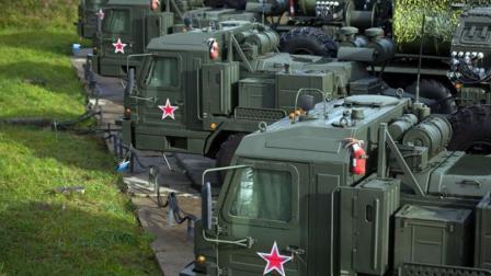 俄罗斯大批导弹现身距乌军30公里处