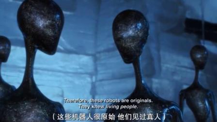 身形奇特没有五官的未来人种科技超强, 竟唤醒了沉睡千年的小男孩