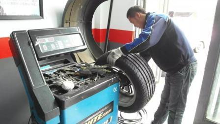汽车补胎换胎需要动平衡, 正常值应该是多少? 车主看懂不被忽悠