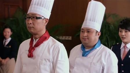 中国厨师跑到韩国参加比赛,不料丢失了护照,比赛当天被警察带走