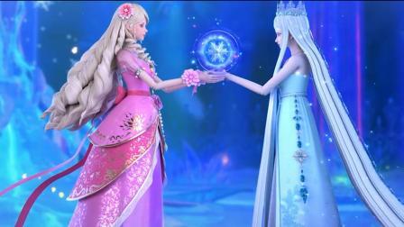 《叶罗丽》荒石真的爱护灵公主吗? 其实真正疼她的还是冰公主