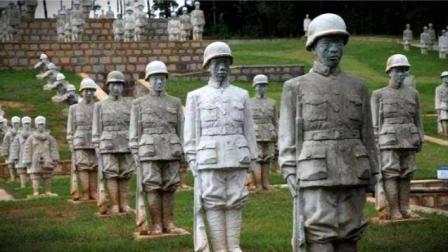 过河拆桥, 中国为此国牺牲十万人, 他们却将烈士