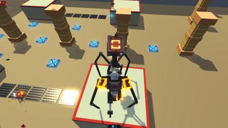 【森林解说】★机器人角斗场★《挑战模式: 锤子挑战》| 机器人角斗场-Steam独立游戏