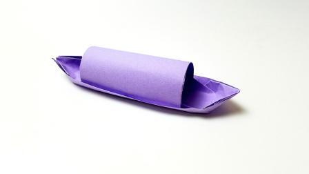 折纸王子折纸气篷子船