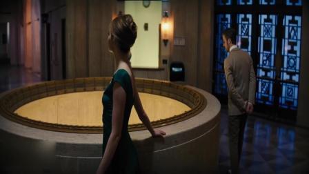 《爱乐之城》最美双人舞片段 星河共舞原片CUT