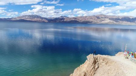 班公湖,西藏最美丽的湖之一