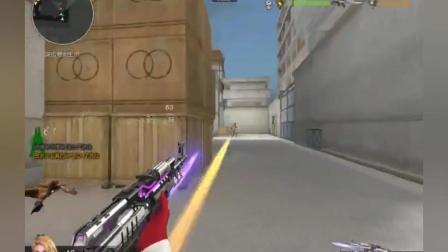 逆战: 如何合理的节省子弹, 那就是枪枪爆头! 太厉害了! !