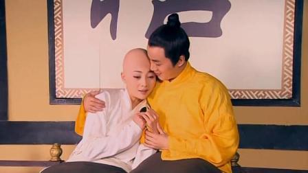 武则天秘史:殷桃为拍武媚娘,特意剃度削发,没想到依旧迷人