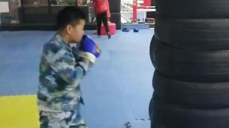 俄罗斯实战桑搏: 少儿桑搏训练1