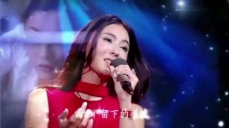 张柏芝多年再唱《星语心愿》, 时过境迁女神依然美丽动人!