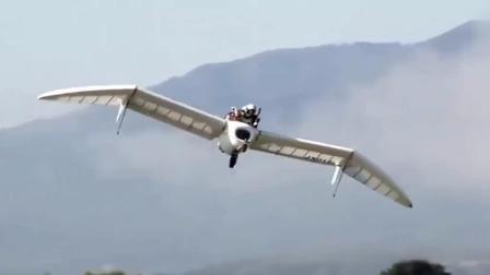 民间牛人自制飞机, 看到飞起来的那一刻, 我真服了!