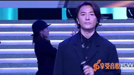 陈小春郑伊健演唱会