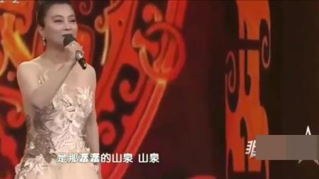 一首经典歌曲《天竺少女》还是李玲玉演唱的更有韵味!