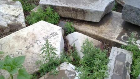 广西一个国家级汉墓群, 出土墓砖遭丢弃, 考古队