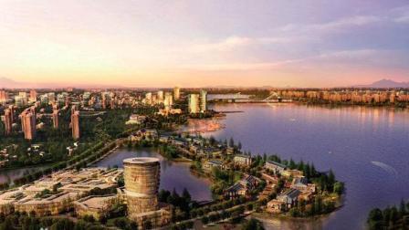 地图里看城市化, 常州市金坛区城市化进程