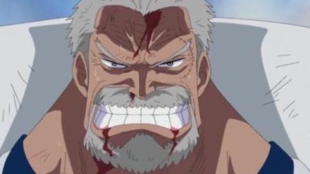 【海贼王】分析卡普铁拳拳风或许可以抵抗白胡子冲击波