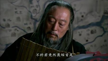 新三国: 诸葛亮送给司马懿艳服, 视他如妇人, 司马懿一点也不生气