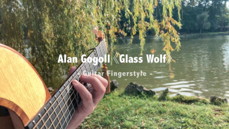 Alan Gogoll 《Glass Wolf》 吉他指弹 / Fingerstyle演奏 | aNueNue彩虹人