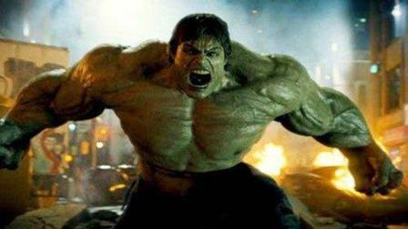 绿巨人浩克精彩打斗瞬间, 超燃的音乐配上特效, 让人意犹未尽!