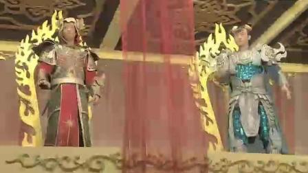 上古巨蟒大攻入天庭, 拥有金刚之前躯, 大战哪吒三太子