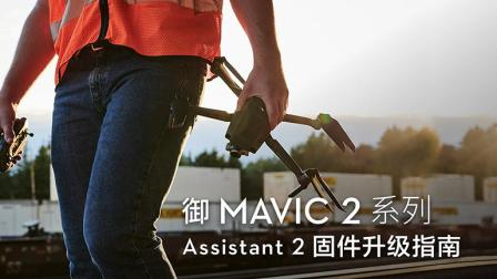 "DJI大疆 ""御""Mavic 2 Enterprise 行业版 无人机 教学视频 如何使用Dji Assistant"
