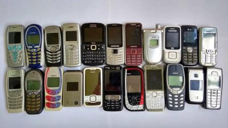 回忆杀! 还记得那些年你用过的手机吗?